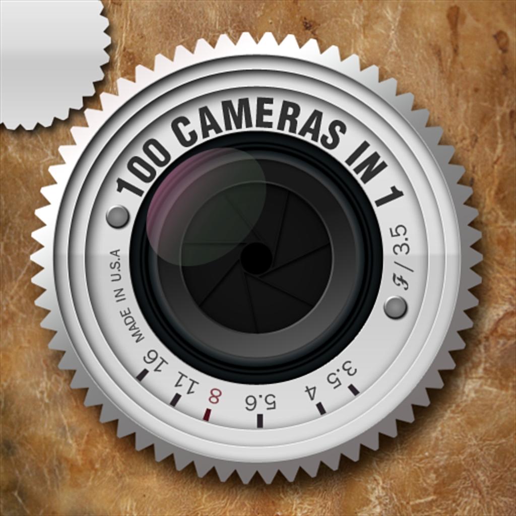 100 Cameras in 1