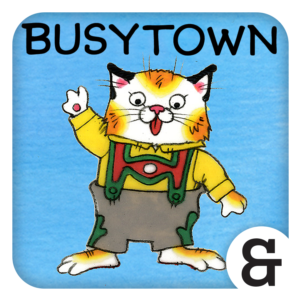 Richard Scarry's Busytown HD
