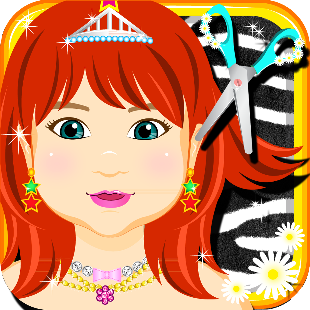 Ace Princess Hair Spa Salon - Makeover Games For Girls