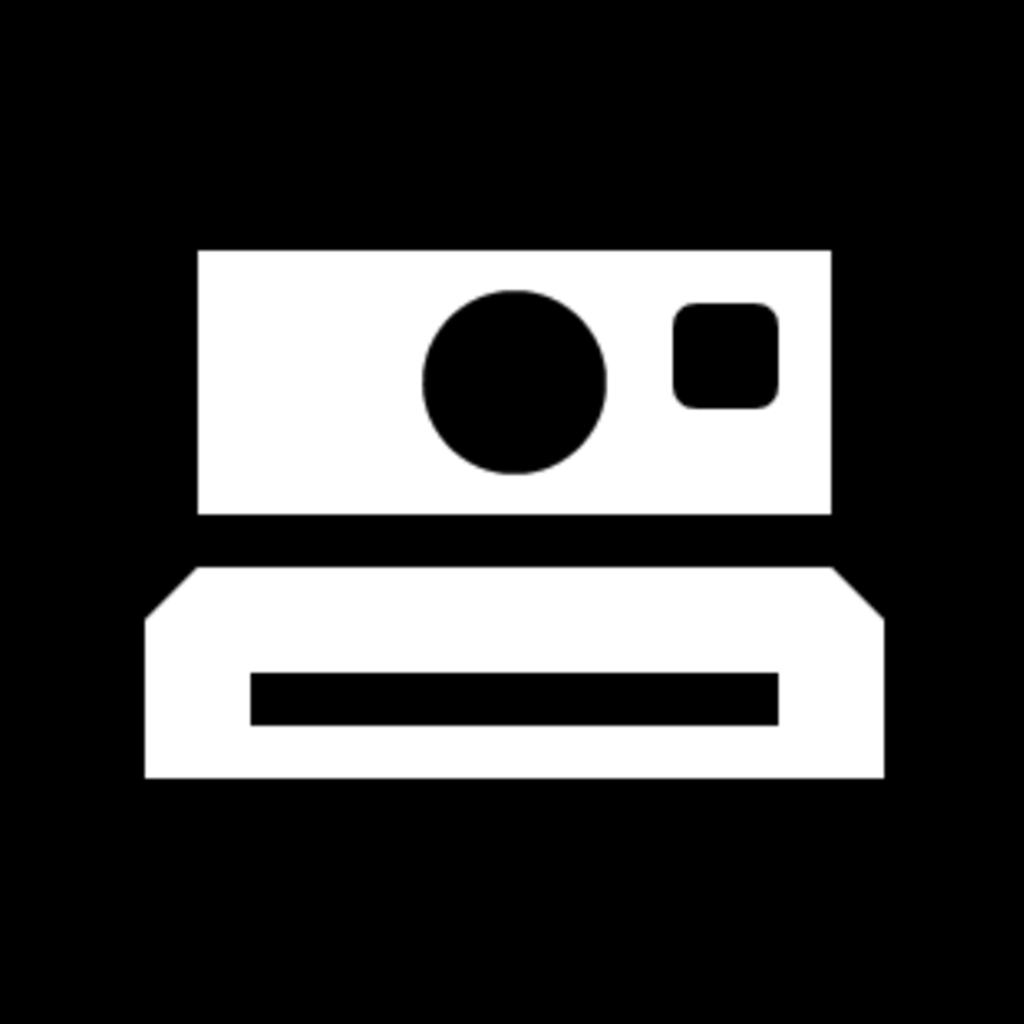 Camera B|W icon