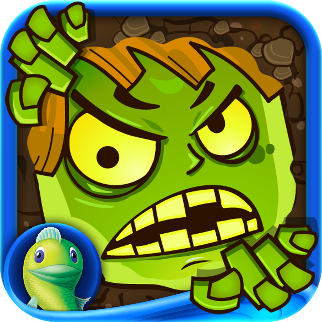 Grave Mania: Undead Fever HD - A Zombie Time Management Game icon