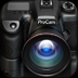 A camera app that's meant to look and feel like a real camera