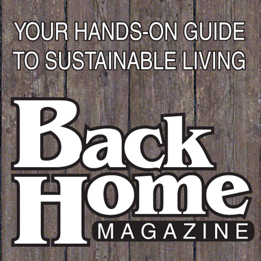 Back Home Magazine icon