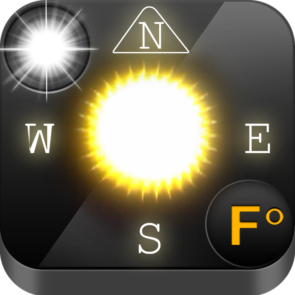 Weather Compass Gps+ (Weather, Map, Speedometer, Altimeter, Course)