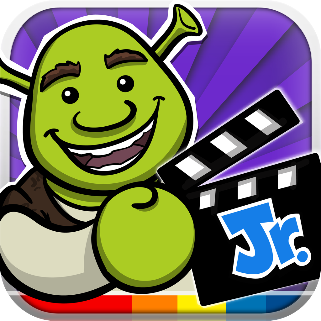 Toontastic Jr. Shrek