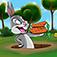 Wild Carrot Hunt : Crazy Farm Rabbit Icon