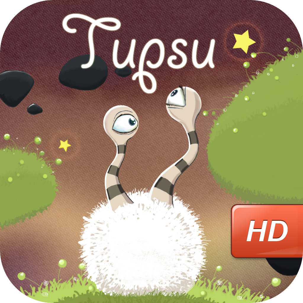 Tupsu (The Furry Little Monster)