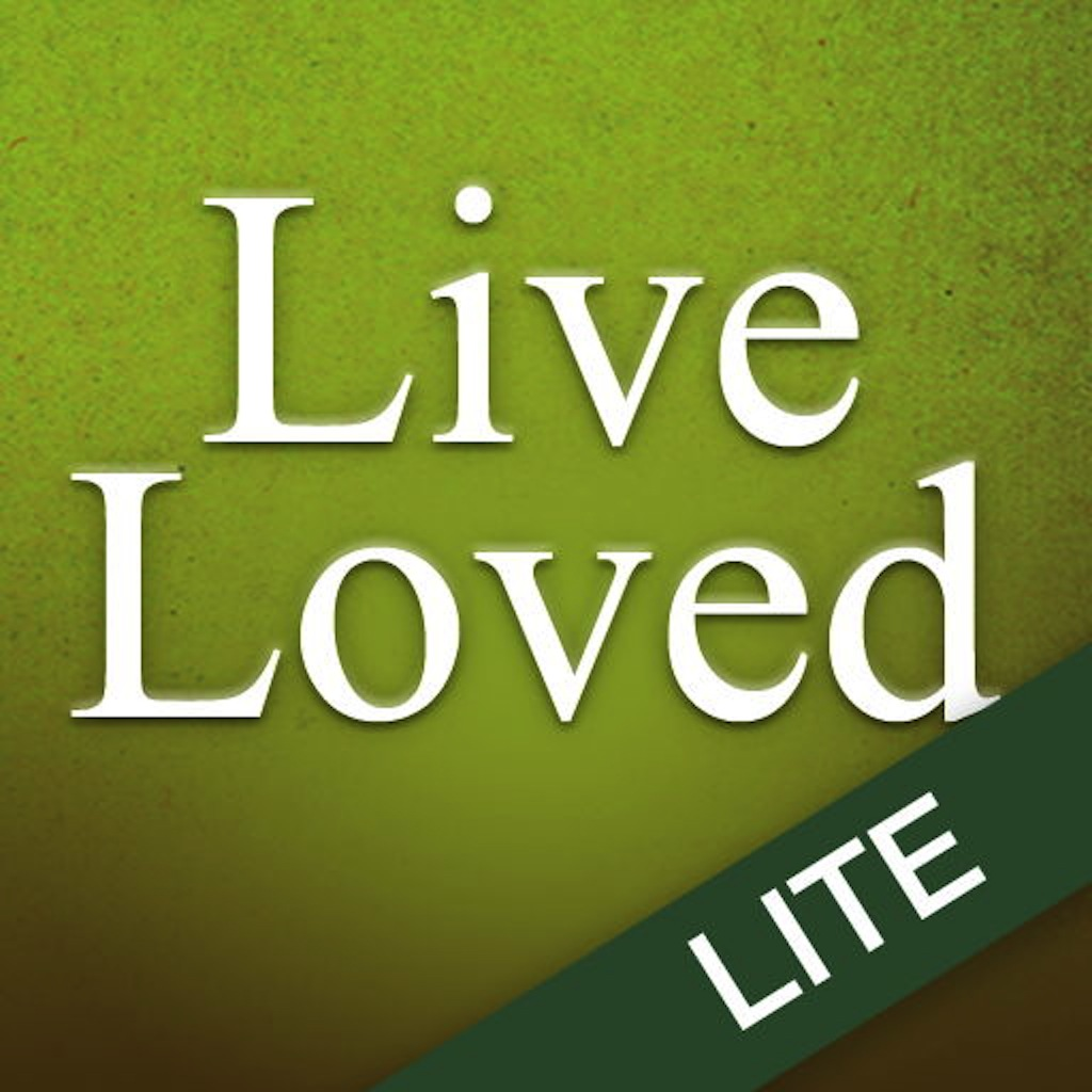 Live Loved by Max Lucado Lite
