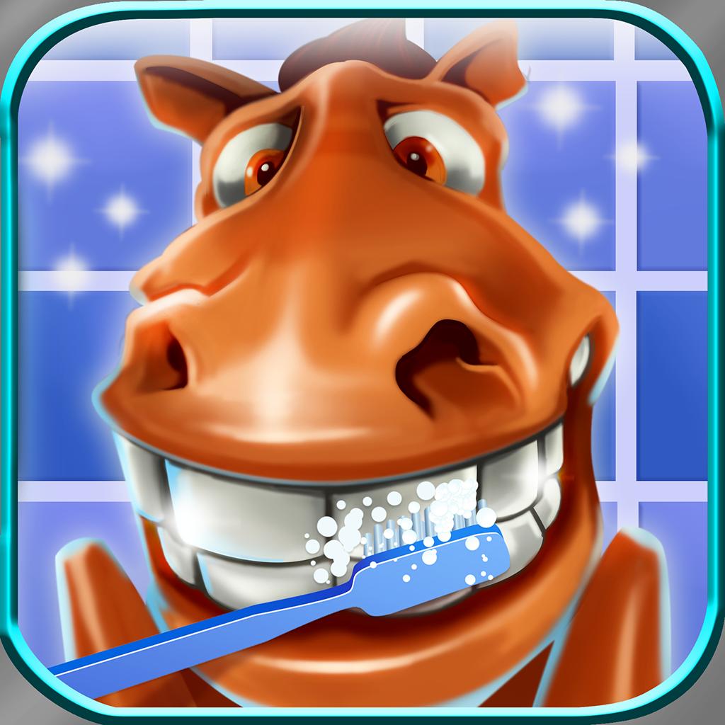 Animal Dentist - Dental Surgery Zoo, HD Cleaning Fun Games