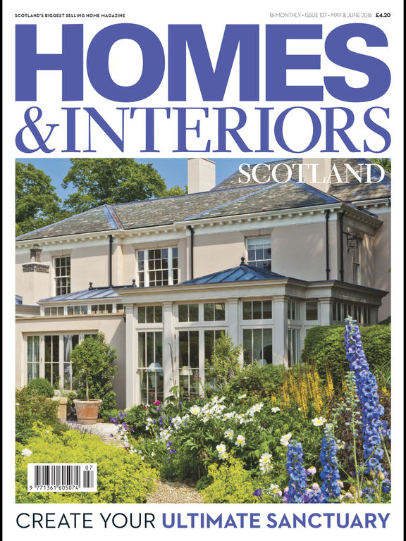 homes interiors scotland by magzter inc. Black Bedroom Furniture Sets. Home Design Ideas