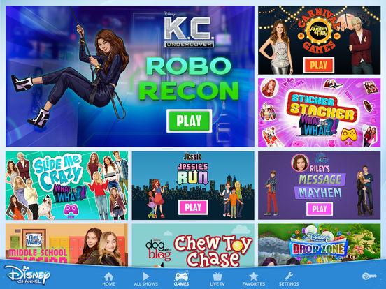 Disney Channel – Watch Full Episodes, Movies & TV - appPicker  Disney Channel ...