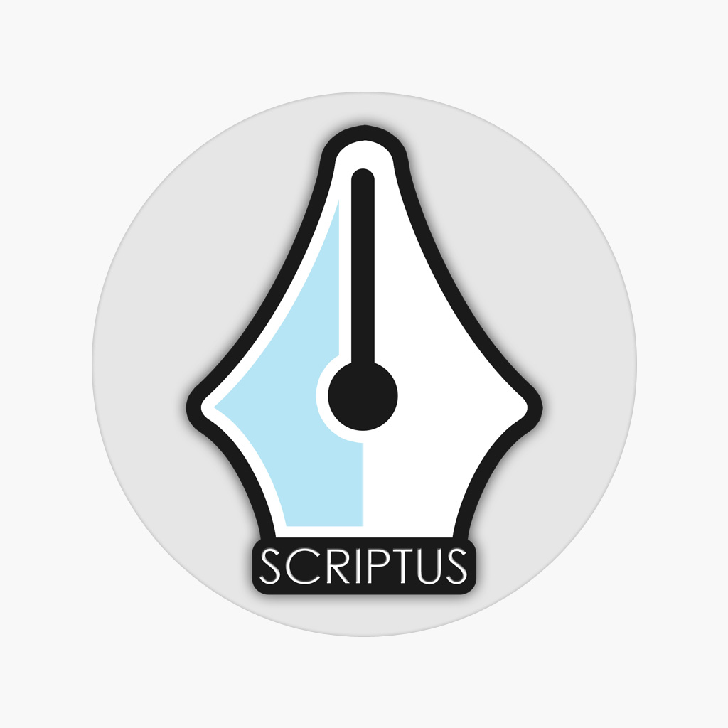 SCRIPTUS - quick and easy text and audio note taking with Dropbox sync