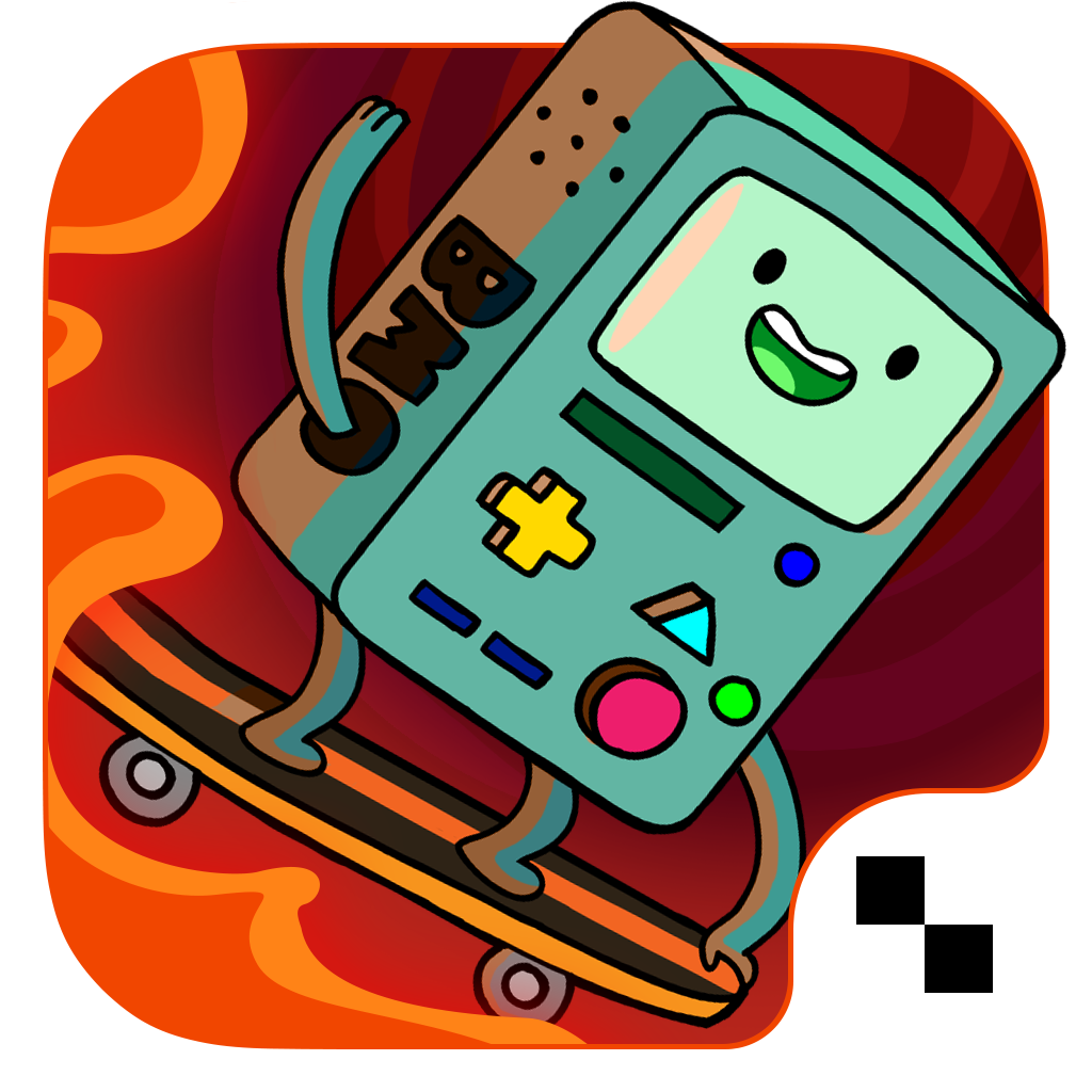 Ski Safari: Adventure Time - Stunt Skiing Endless Runner with Finn and BMO