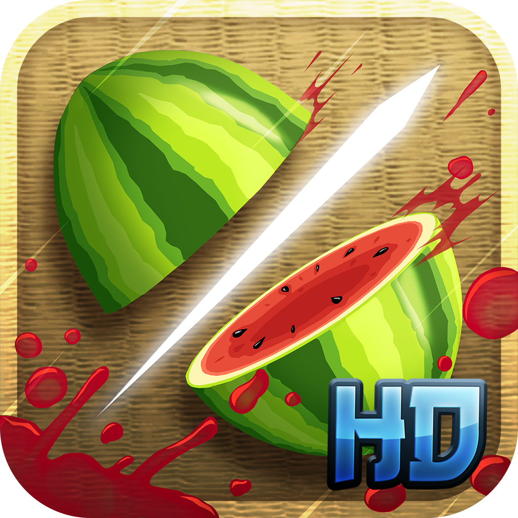 Fruit Ninja HD Review