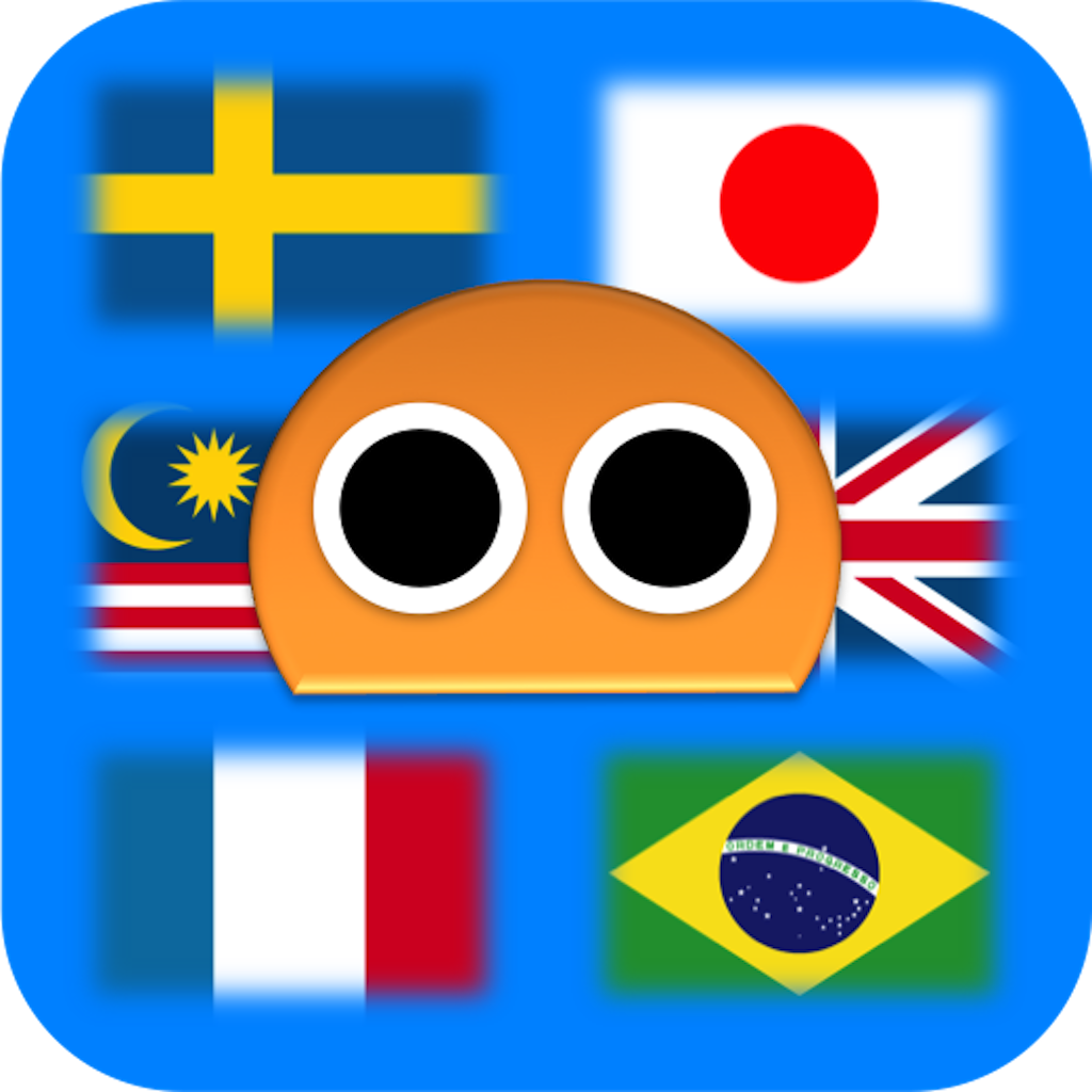 Robo Flags FREE for iPad