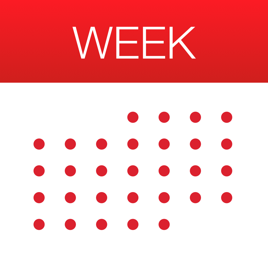 Week Calendar for iPad