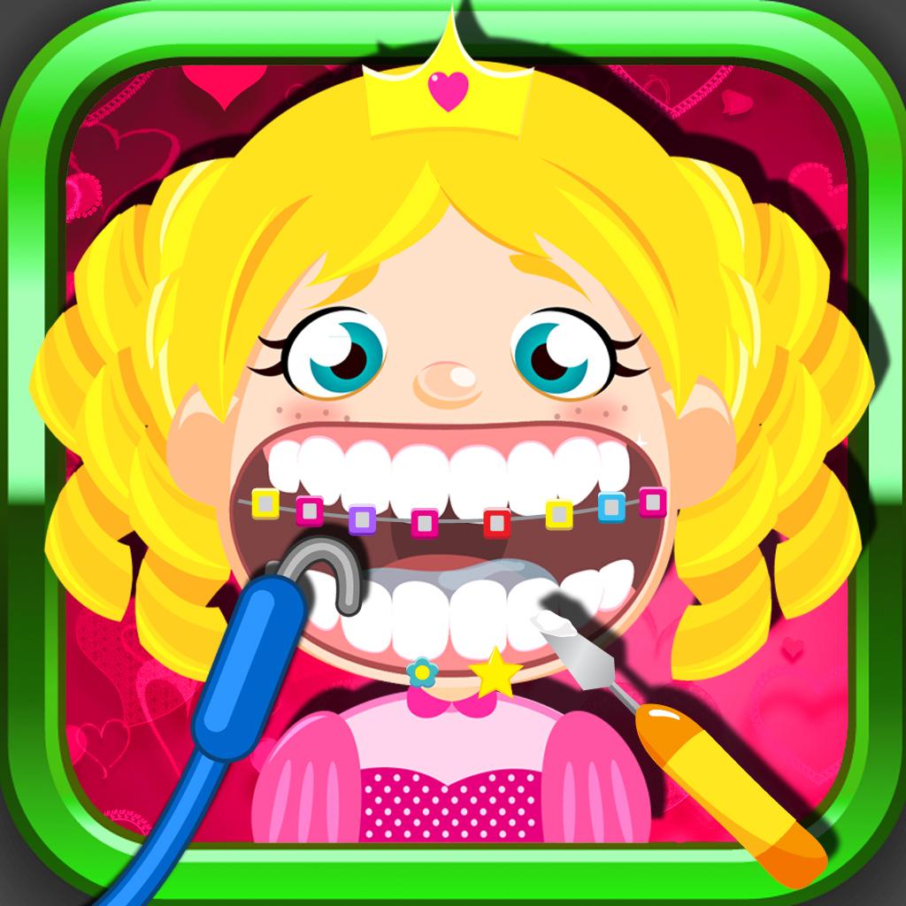 Princess Dentist Make-over Spa