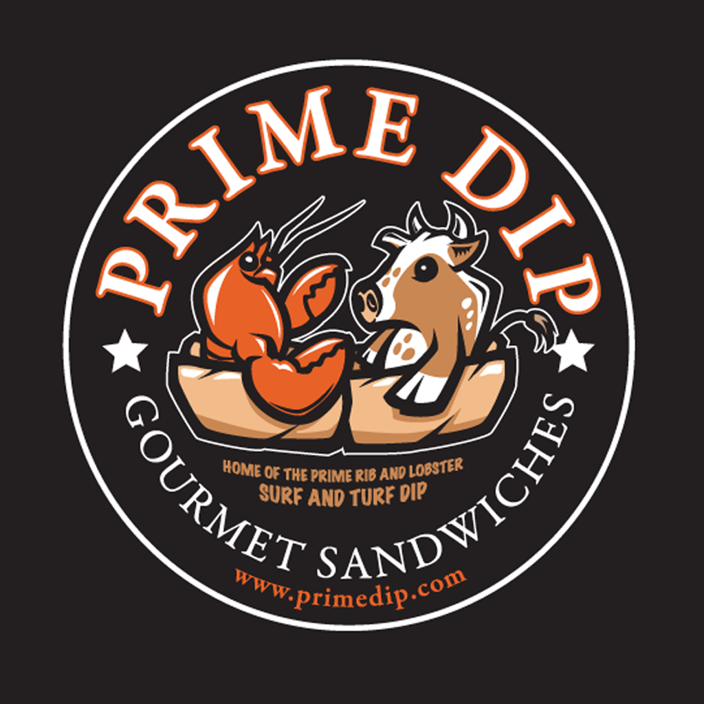 Prime Dip Gourmet Sandwiches icon