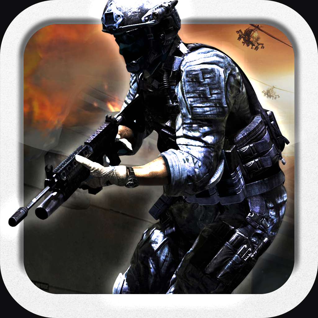 SWAT Forces Sniper Strike Crisis Pro - Ultimate Trigger Shoot to Kill Time Game for Free icon