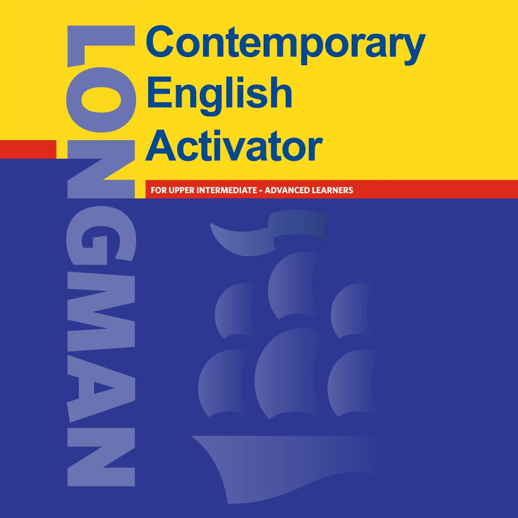 LDOCE - Longman Dictionary of Contemporary English + Activator