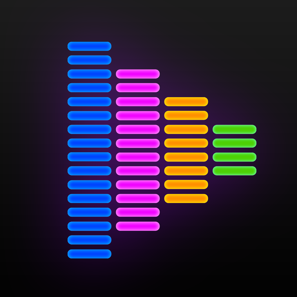 Equalizer PRO - volume booster, great sound effects and visualizer for music fans