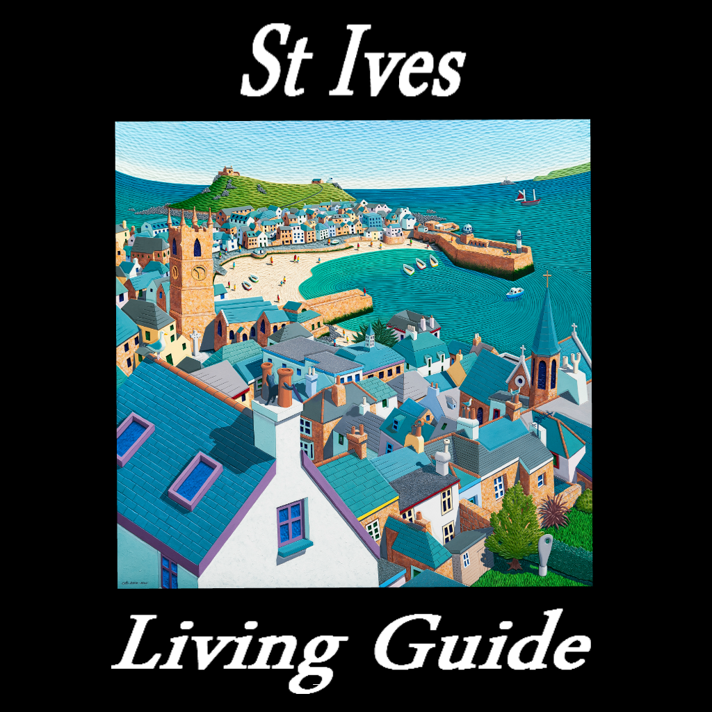 St Ives Living Guide icon