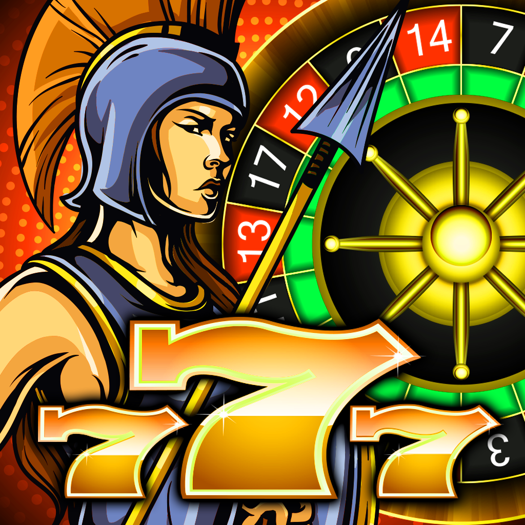 A-Aaron Titan's Myth Roulette PRO - Spin the slots wheel to hit the riches of pantheon casino