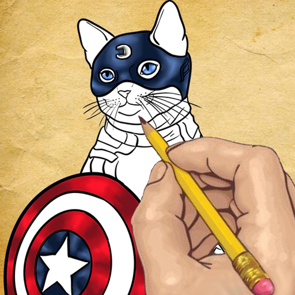 Супер кошки картинки