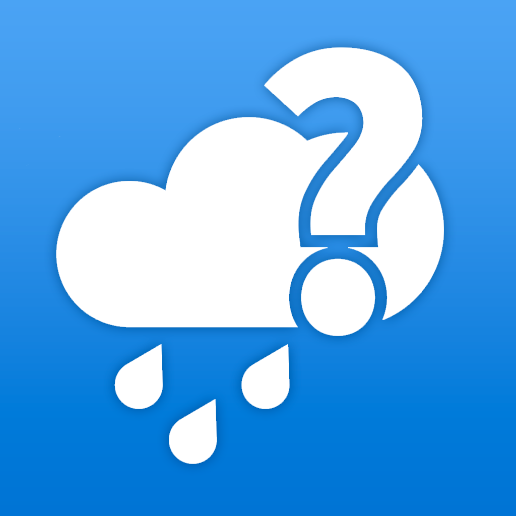 Will it Rain? Pro - Rain condition and weather forecast alerts and notification