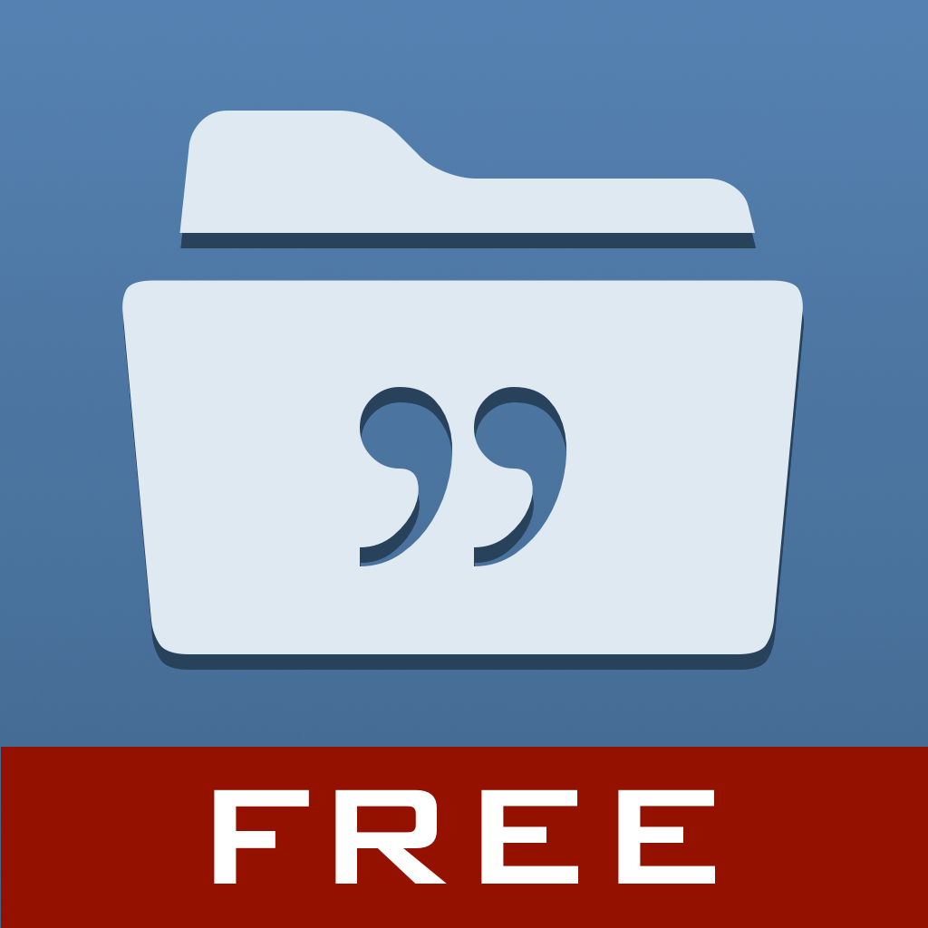 Quotes Folder Free