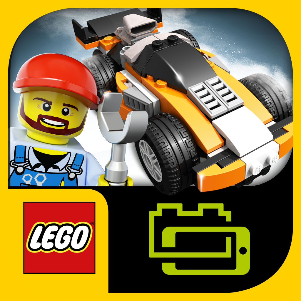 LEGO® FUSION Create & Race icon