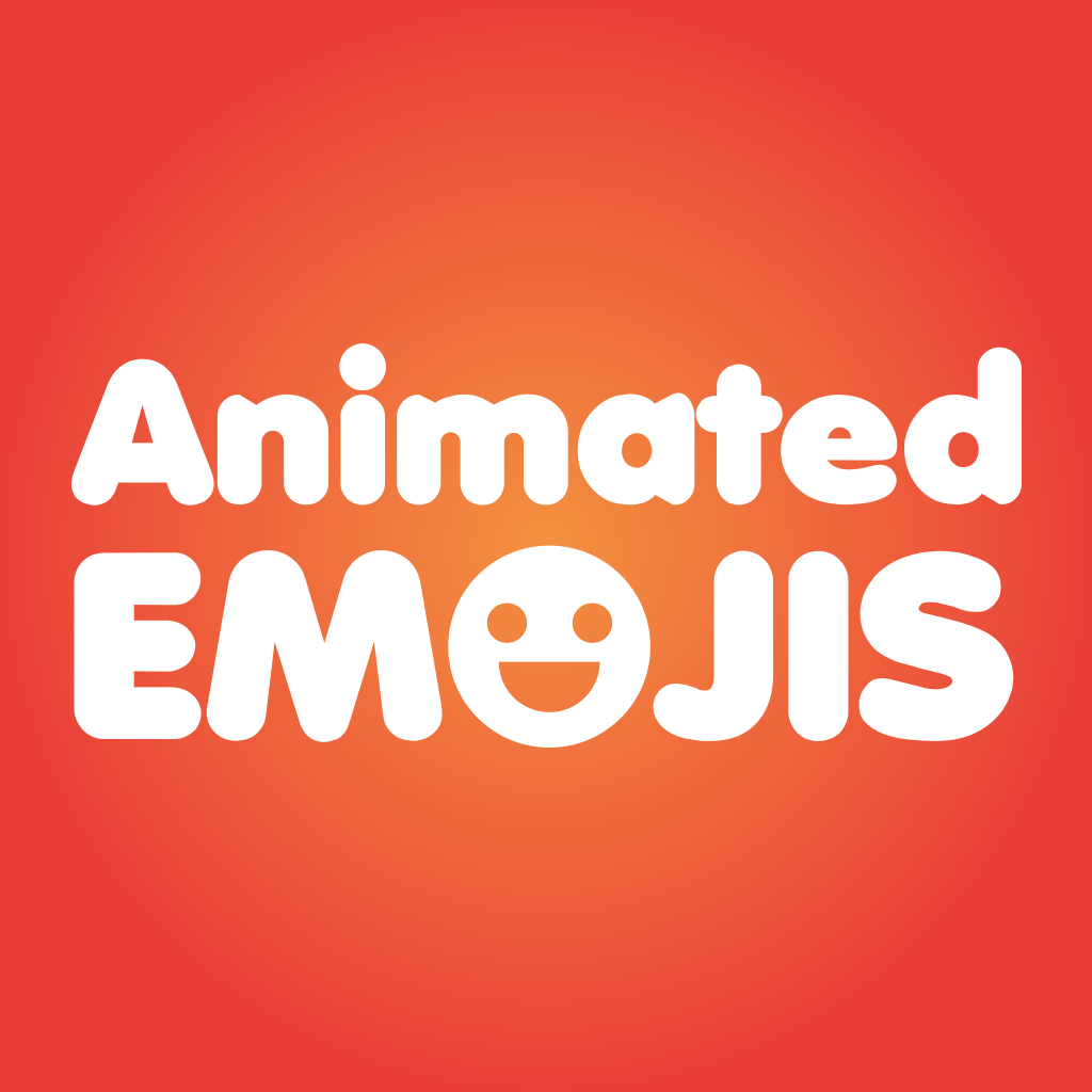 Animated Emoji Keyboard - Emoticons for iPhone & iPad icon