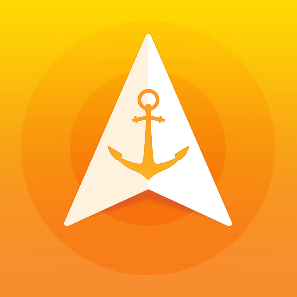 Anchor Pointer — GPS Compass & Traveler's Guide