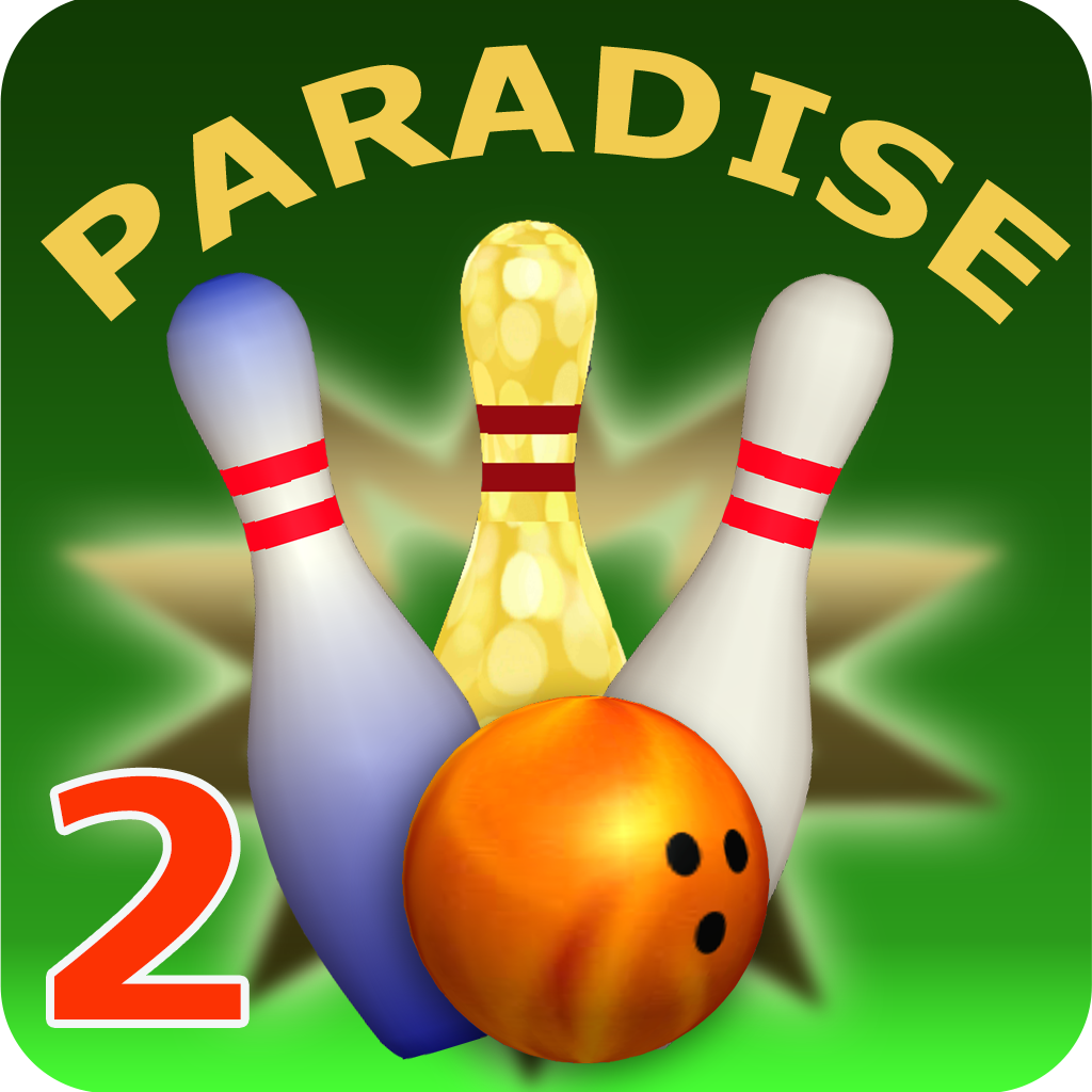 Bowling Paradise 2 Pro for iPad