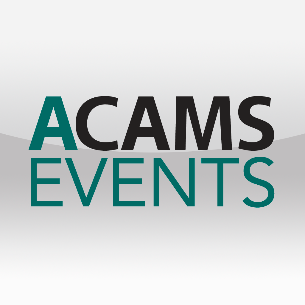 ACAMS Events icon