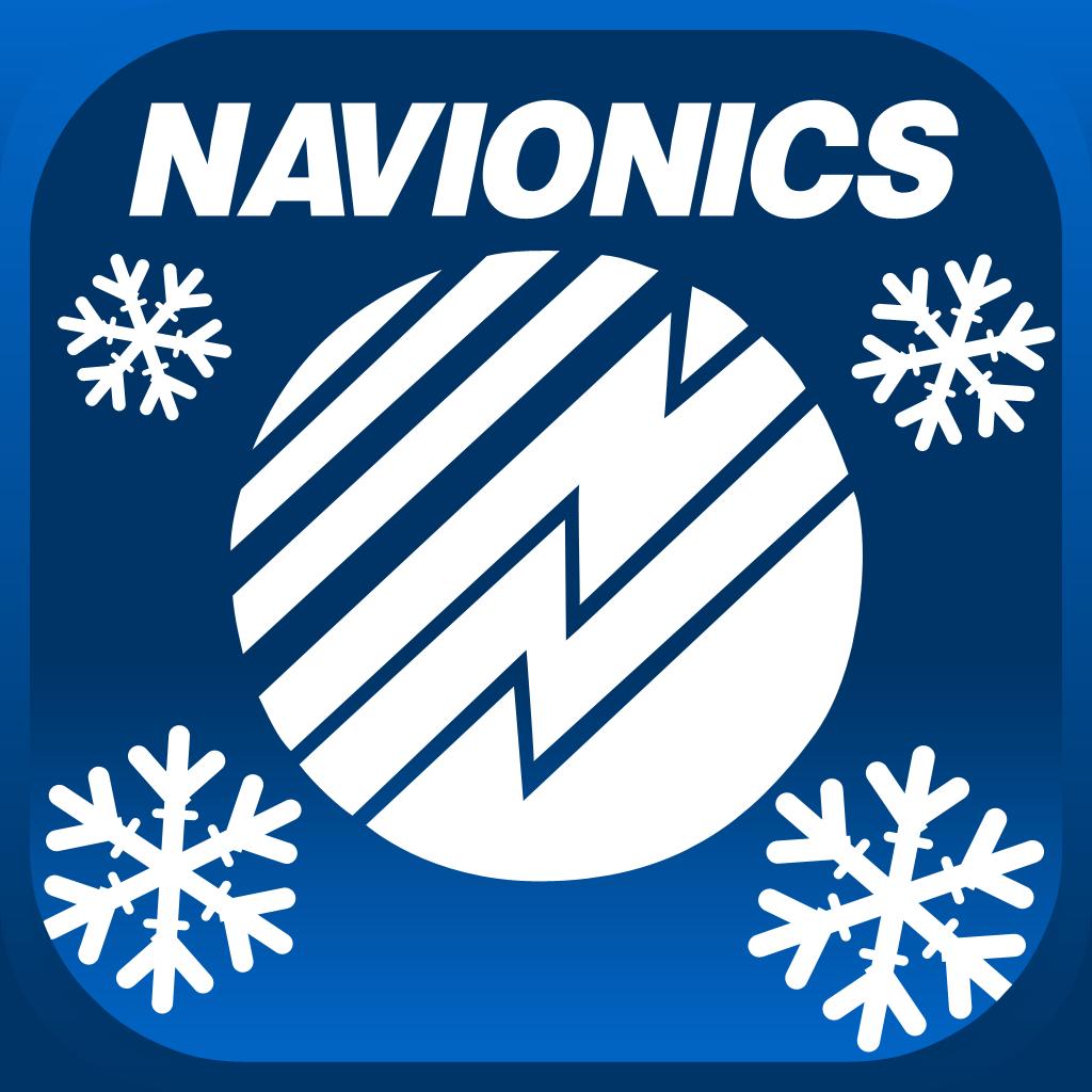 NAVIONICS SKI Free