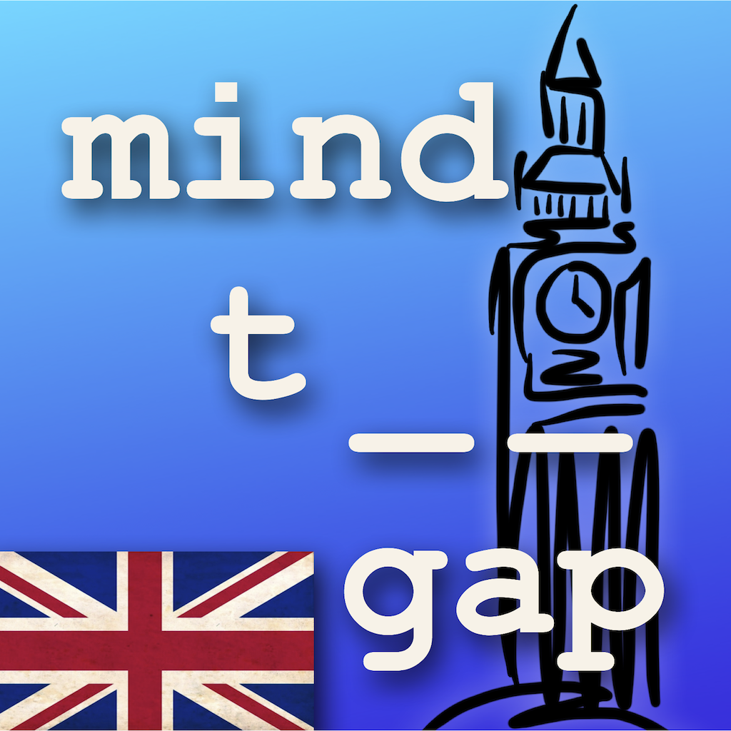 Mind the Gap – Guess Words in English Texts