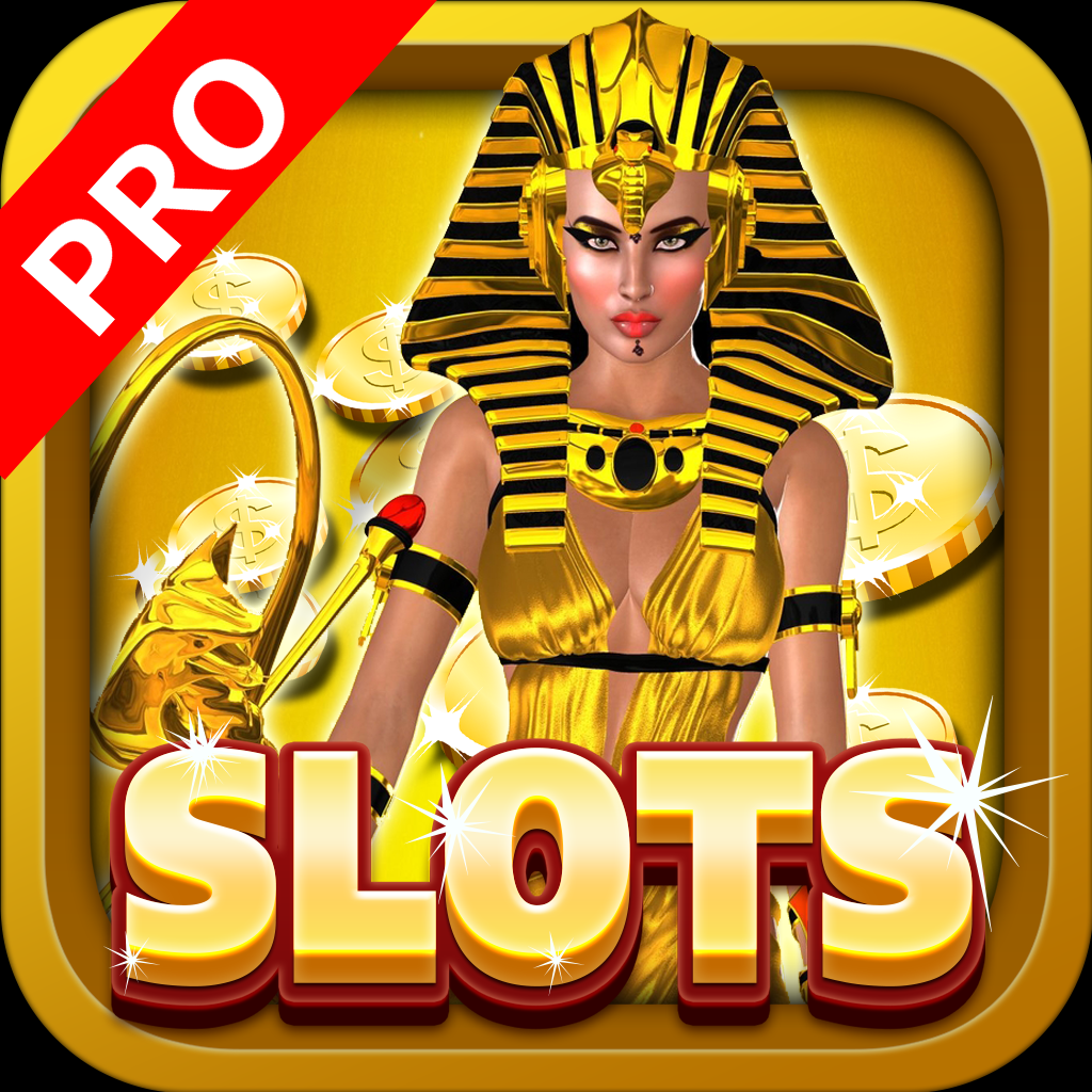Lady Egypt - 3 Reel Casino Slot Machine Game