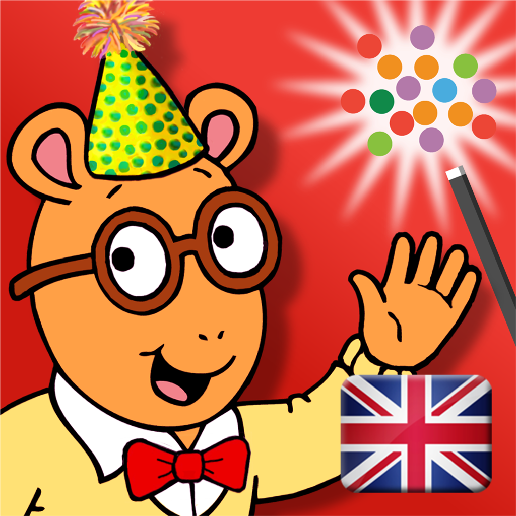 Arthur Birthday V1 Download Free | 1024 x 1024 png 745kB