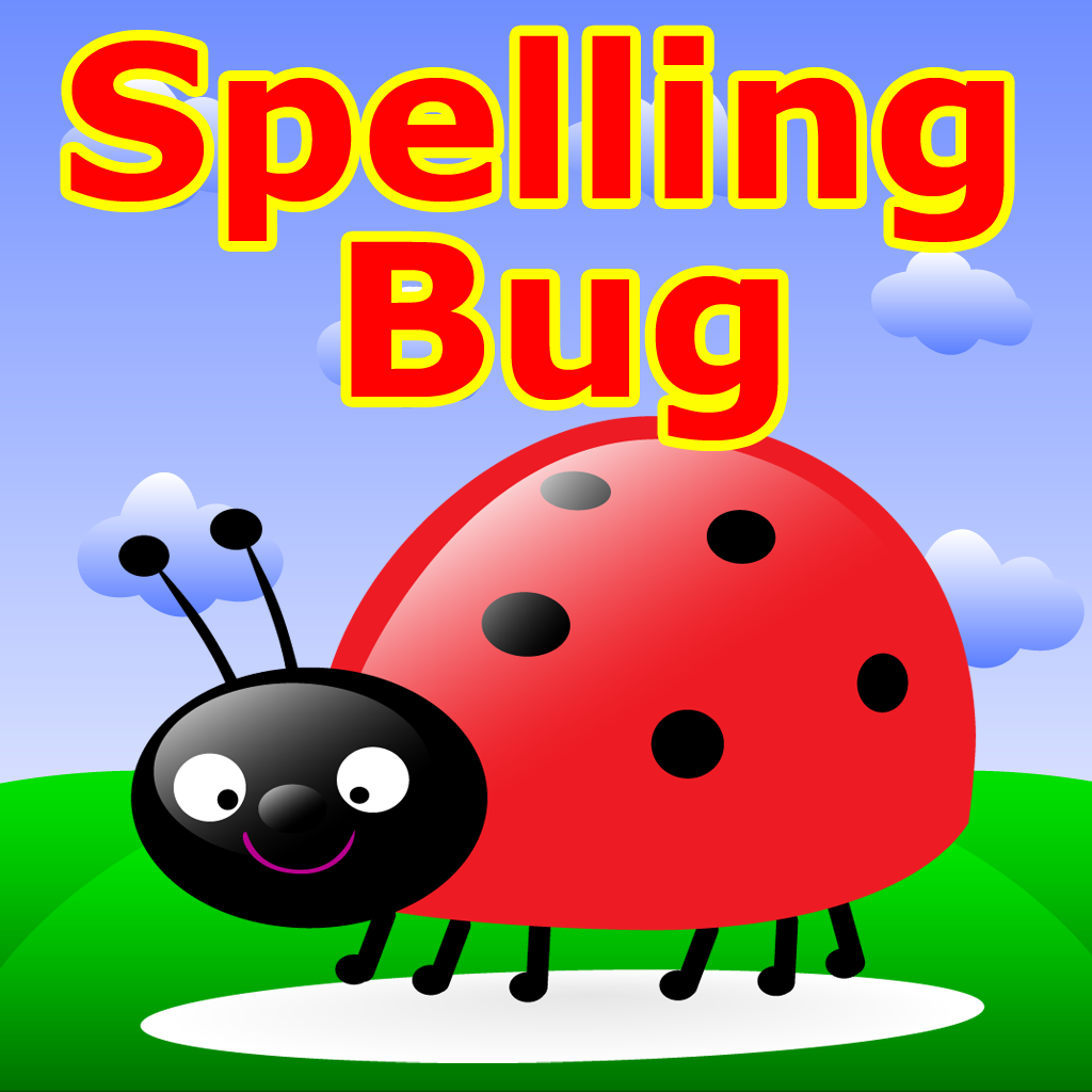 Spelling Bug - Free  - spellings app for preschool, kindergarten, 1st and 2nd grade kids