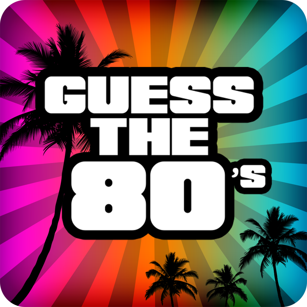 Guess The 80's