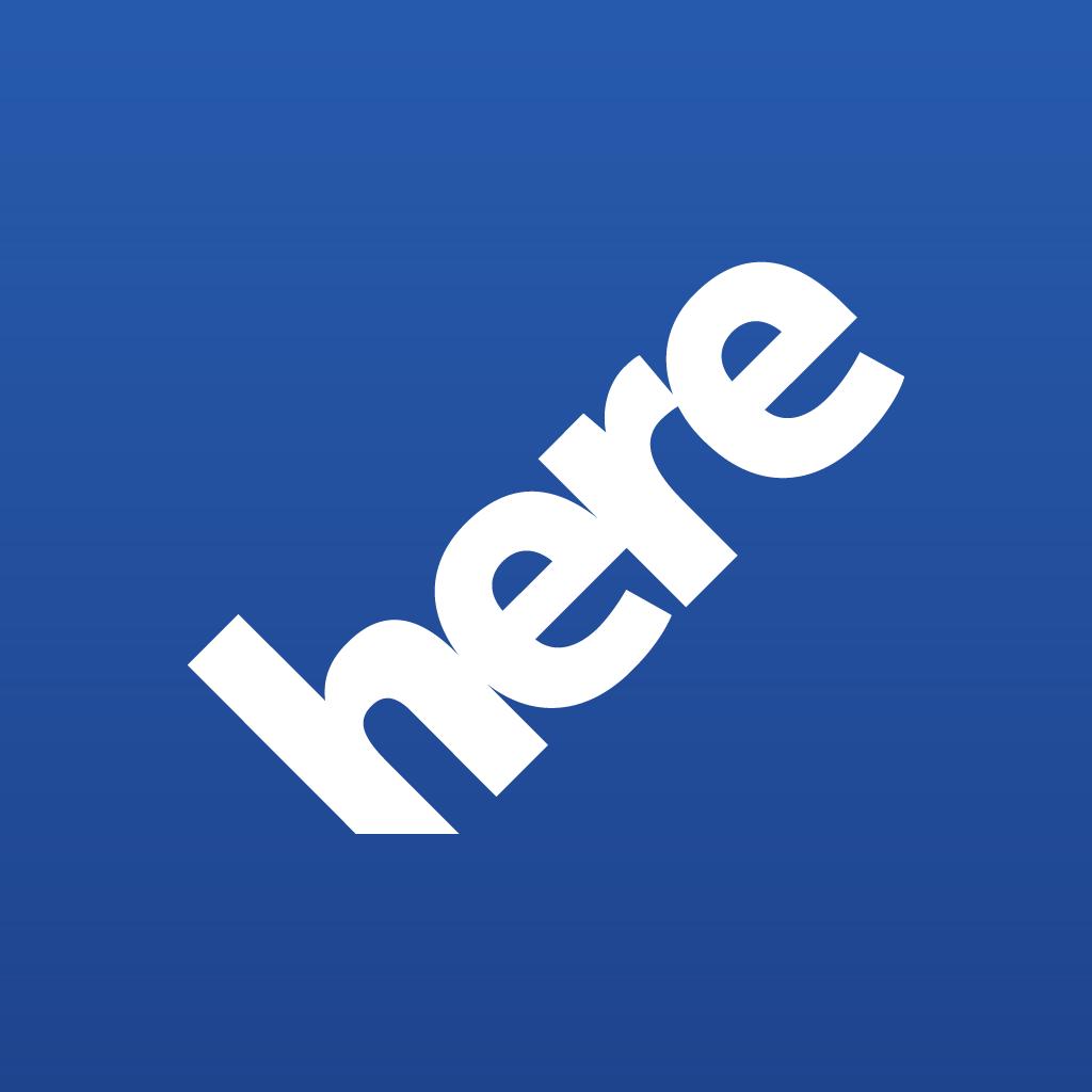 HERE - Offline navigation, maps, traffic, public transit