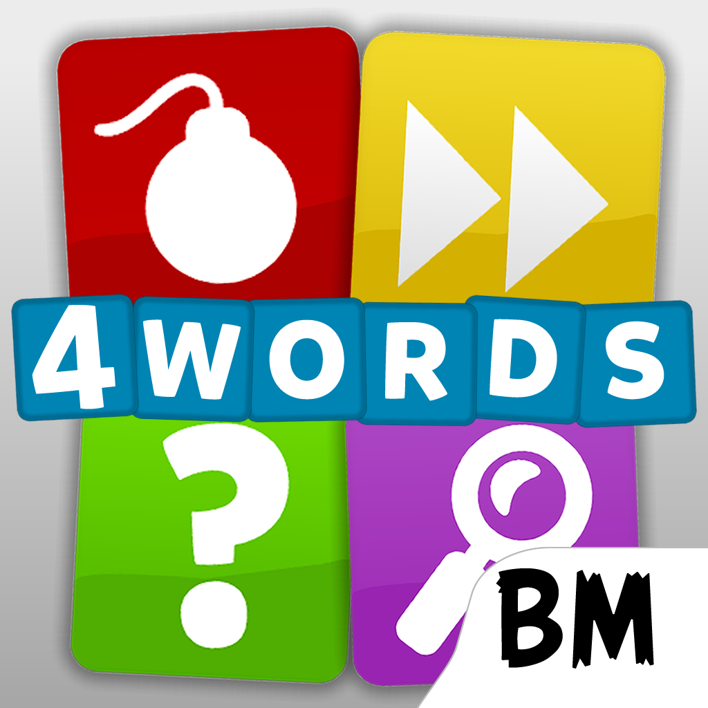 4 Words - Word Association Game