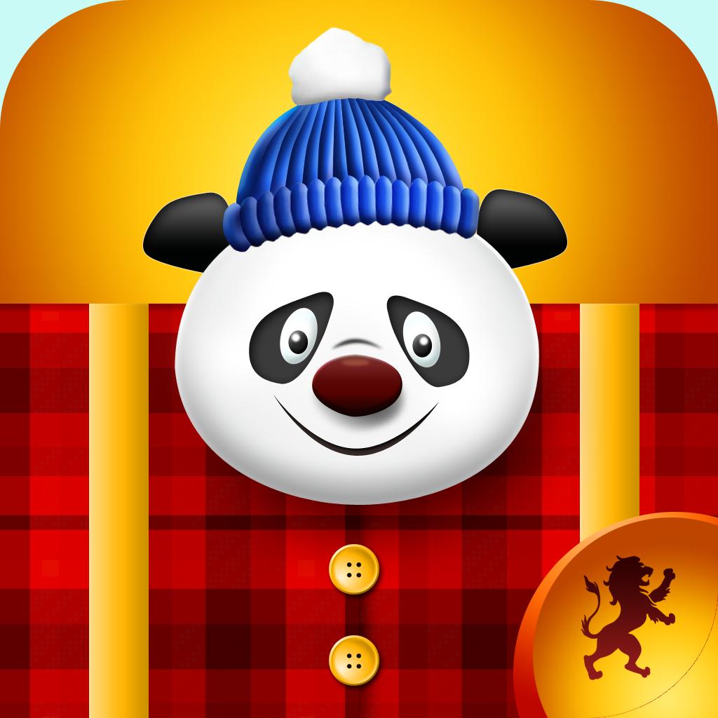 Ace Timber Panda HD - Super Fun Kids Games Free