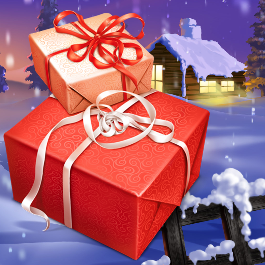 Winter Slider - Christmas Match-3 Puzzle Game