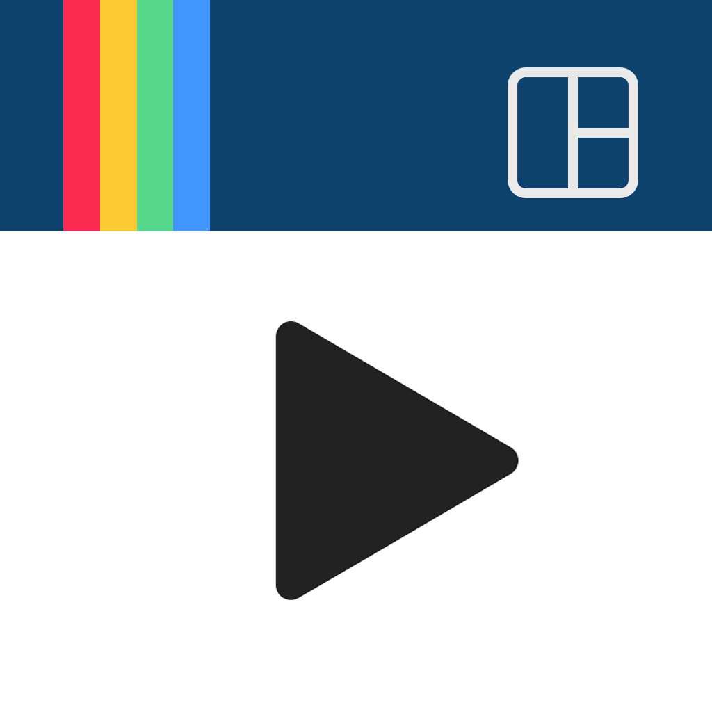 InstaVideo+ Pro - Video Collage for Instagram