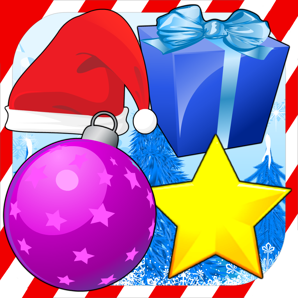 Christmas Match Boom - Holiday Season Puzzle Game with Santa Claus