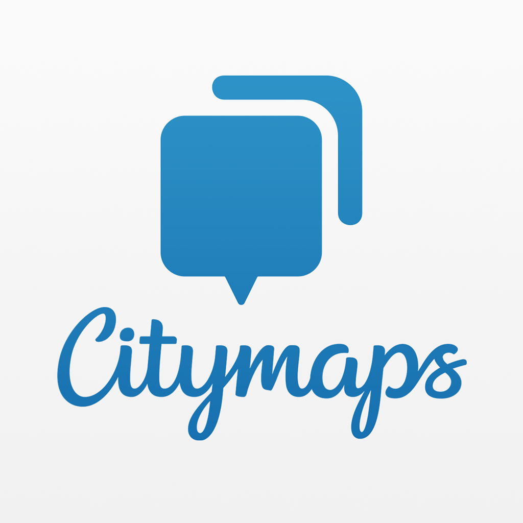 Citymaps — Never Forget a Place