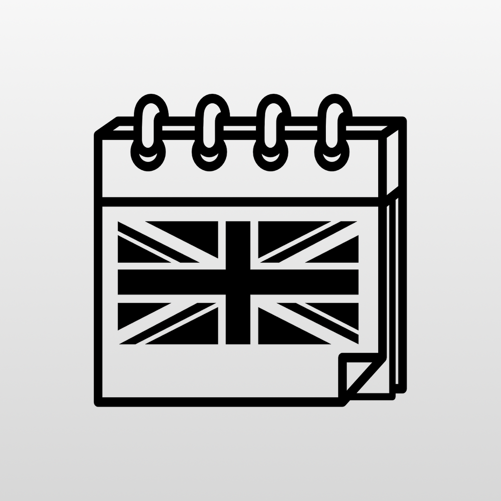 English Vocabulary Calendar - Basic English Language