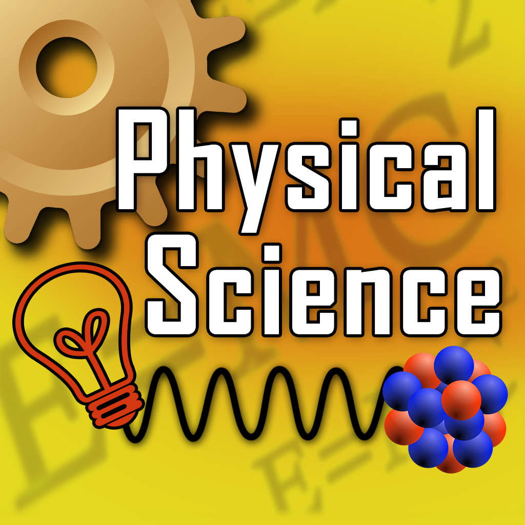 Physical Science: Signing Physical Science Dictionary